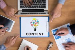 Warum Content-Marketing? © Fotolia 2016/ adiruch na chiangmai