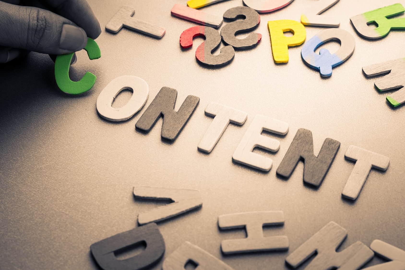 Content Marketing für den Vertrieb © Fotolia 2015/ patpitchaya