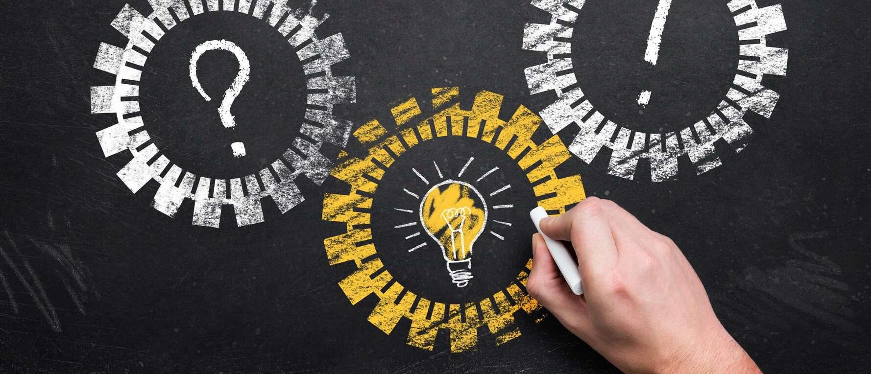 Content Marketing bedeutet: Lösungen für Probleme aufzeigen © Fotolia 2015/ fotogestoeber