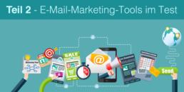 E-Mail-Marketing-Tools im Test - Teil 2