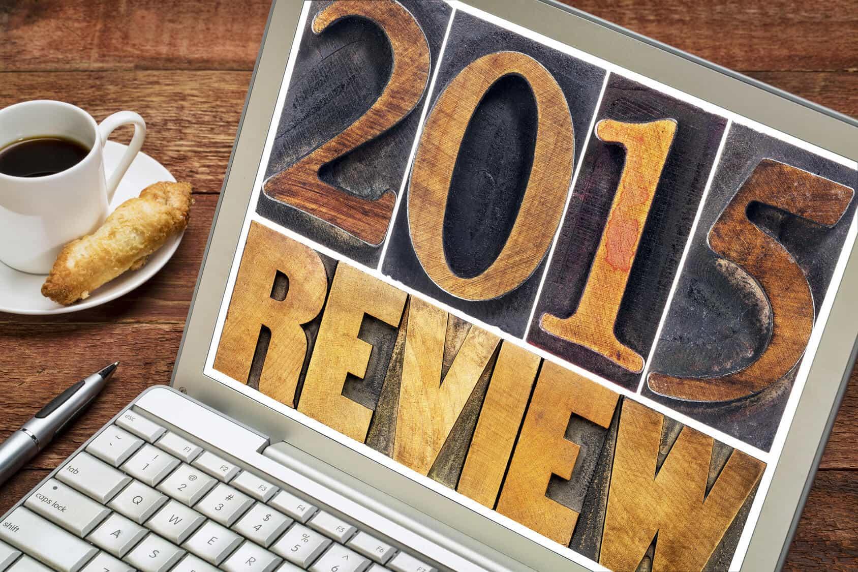 Content-Marketing Rückblick 2015 - Die 90 interessantesten Artikel © Fotolia 2015 Marek