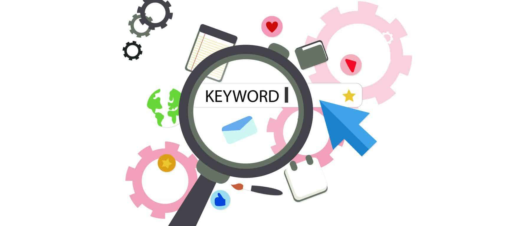 SEO Keywords © Fotolia 2016 / ramsah