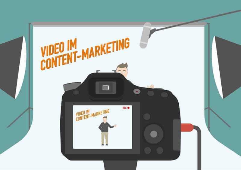 Videos im Content Marketing © Content Marketing Star GmbH