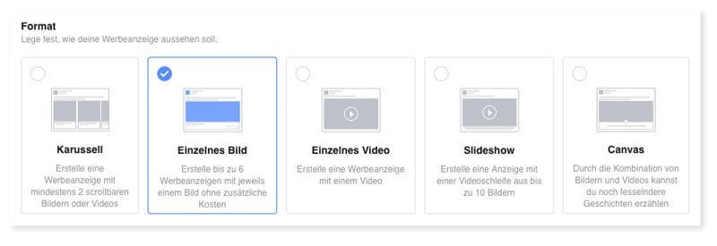 Leitfaden:So erstellen Sie Werbeanzeigen auf Facebook