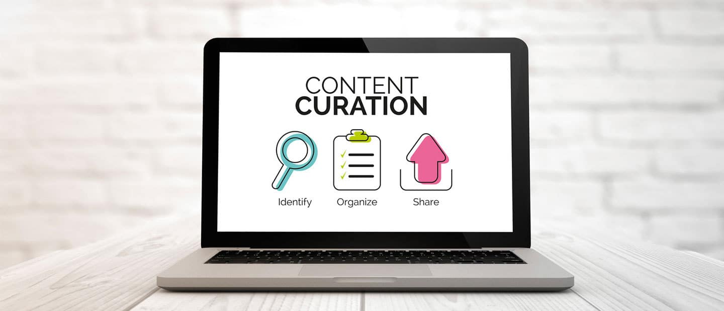 Content Curation © Fotolia/georgejmclittle
