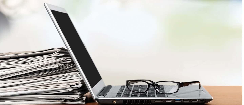 Pressearbeit und Öffentlichkeitsarbeit vs. Content Marketing © fotolia / BillionPhotos.com