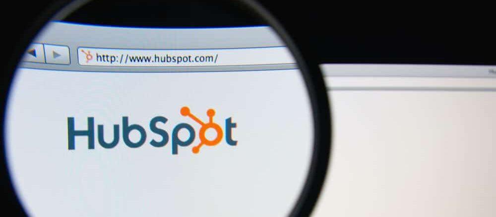 HubSpot © Shutterstock.com