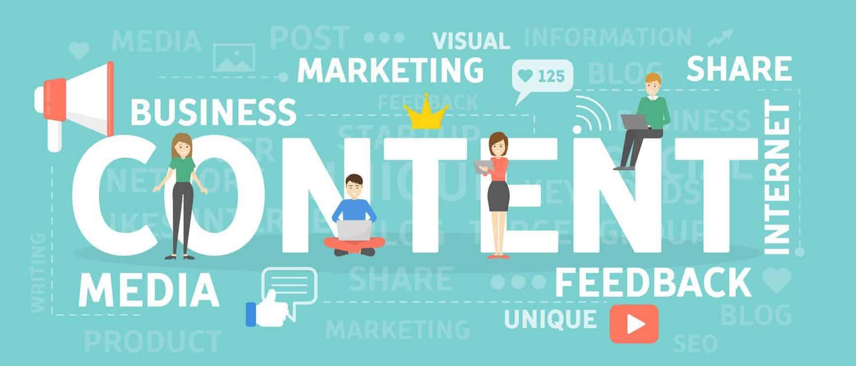 Erfolgreiche Beispiele für Content Marketing