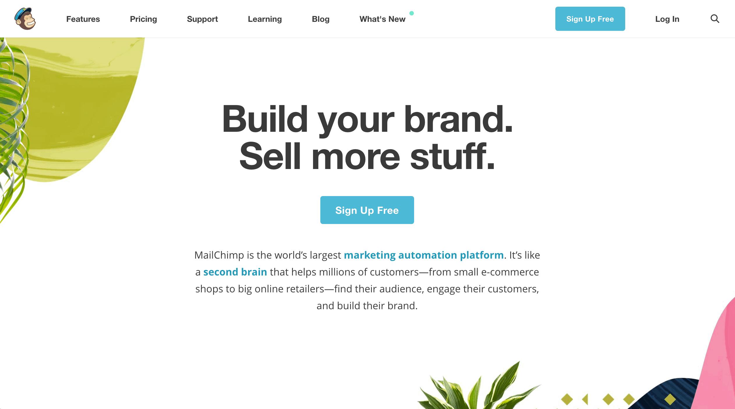 Die E-Mail-Marketing-Software für kleine und mittlere Unternehmen: MailChimp