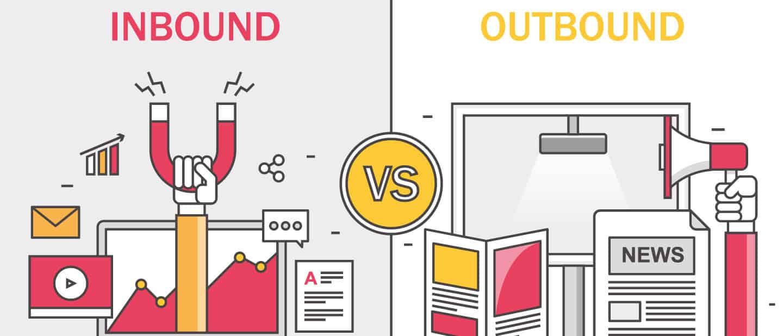 Inbound vs. Outbound Marketing: Unterschiede und Potentiale