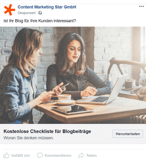 Kunden gewinnen © Content Marketing Star