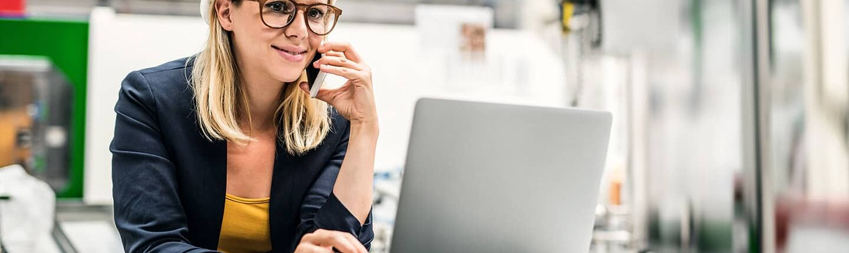 Professionelle B2B-Marketing-Maßnahmen in der Industrie