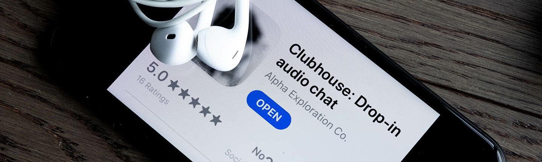 Clubhouse Marketing: So steigern Sie die Bekanntheit Ihres Unternehmens